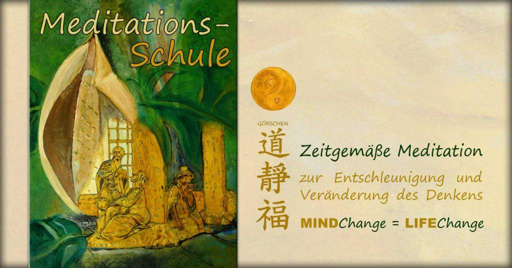 meditieren lernen, zeitgemäße, moderne Mediation einfach erklärt
