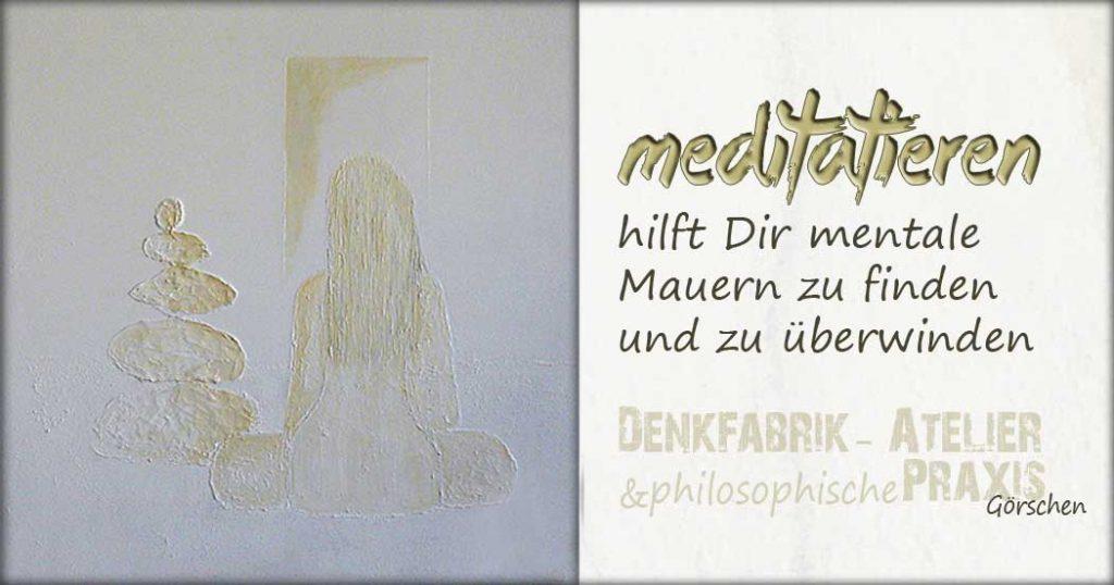 Meditationsunterricht, meditieren lernen, Potsdam, Berlin